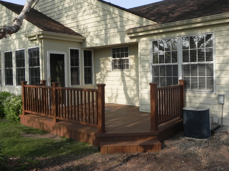 Trex Decks Advancedeck And Sunroom Trusted Illinois