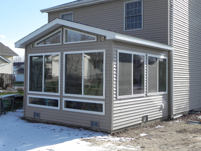 Sun Rooms Advancedeck And Sunroom Trusted Illinois